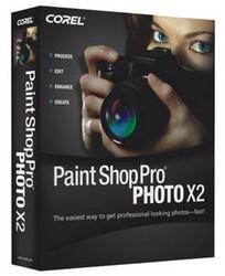 Corel Paint Shop Pro X2