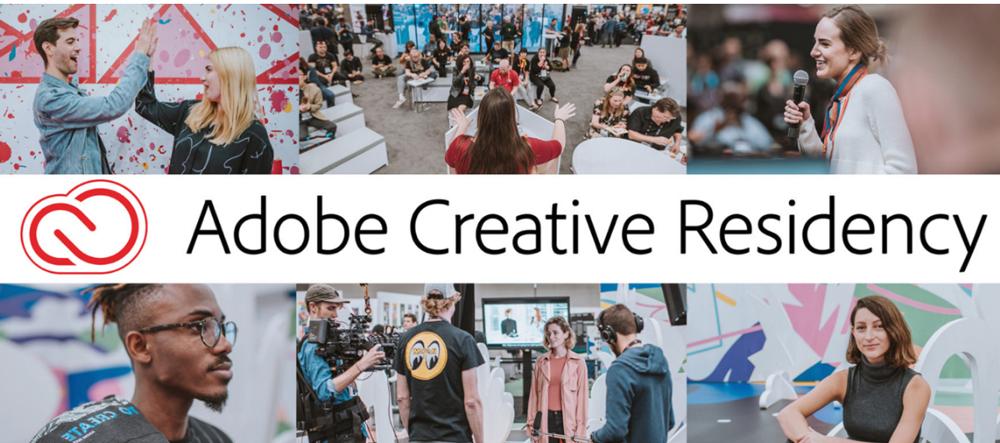Adobe Creative Residency programme
