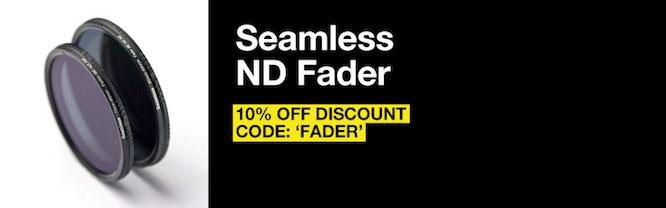 Seamless Fader