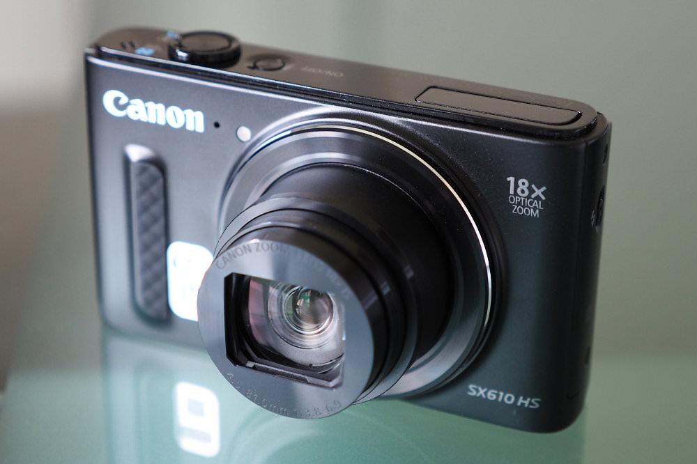 PowerShot SX610 HS