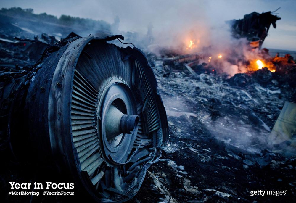 Air Malaysia passenger jet crash