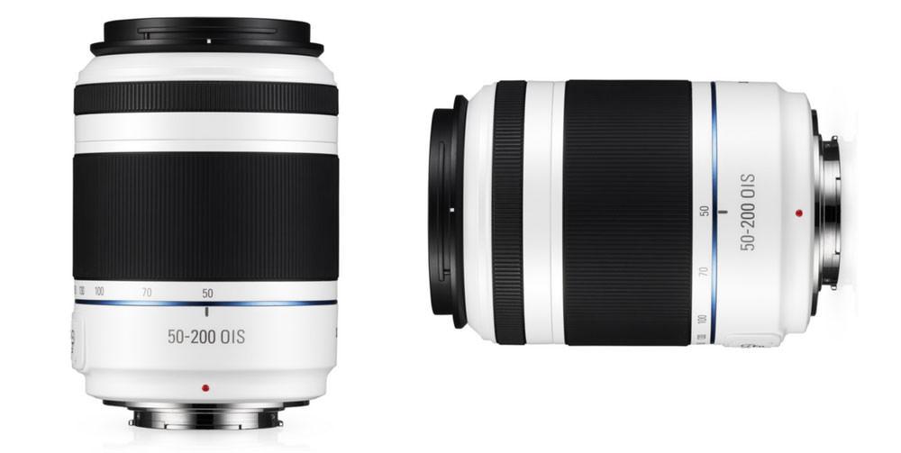 50-200mm F4-5.6 ED OIS III Telephoto Zoom Lens