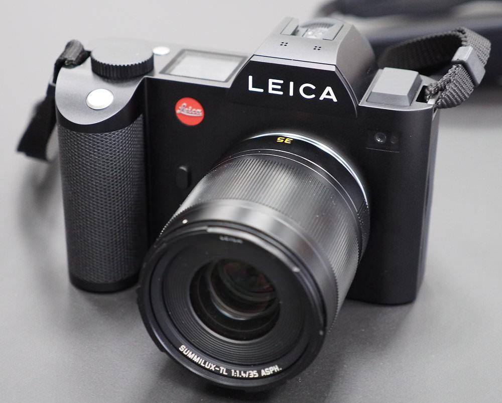 Leica SL Typ601 T 35mm 1