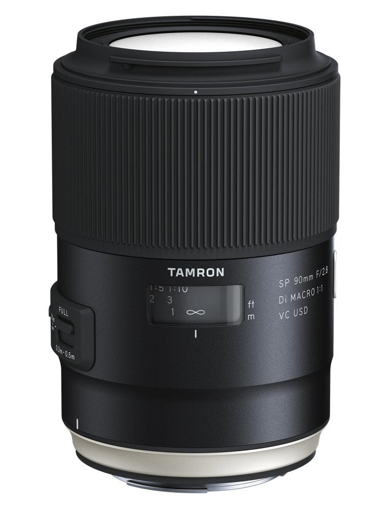 Tamron 90mm VC 001