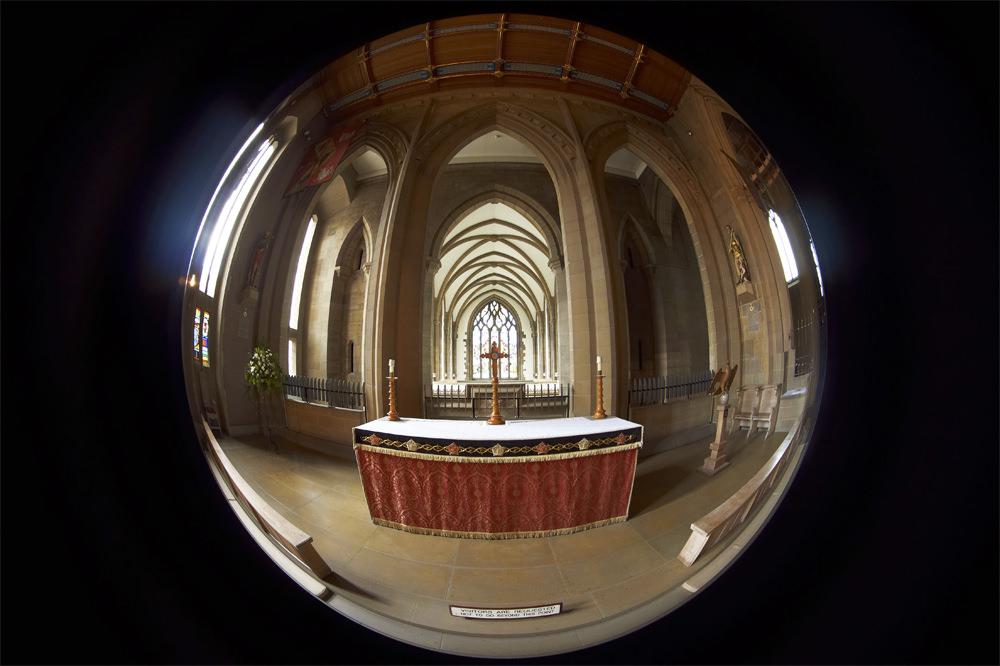 Church fisheye