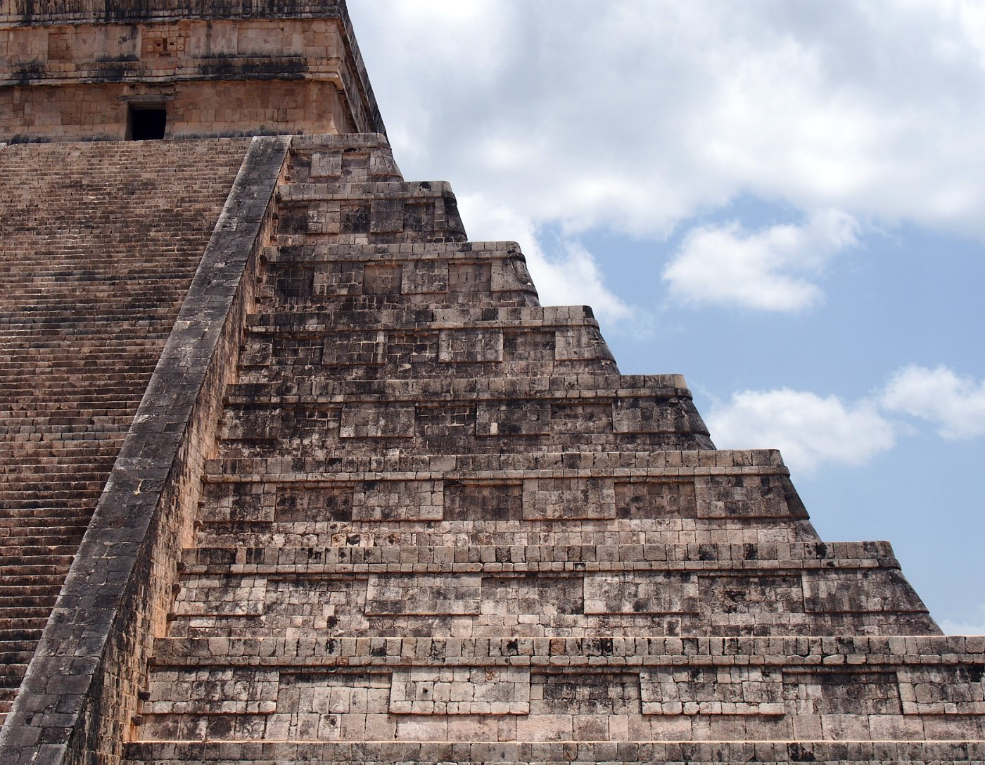 Chichen Itza Close-Up