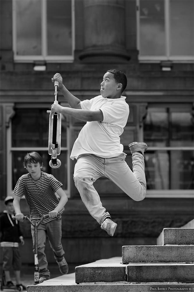 Scoot Jump!