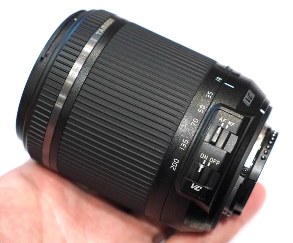 Tamron 18 200mm VC Lens (4)