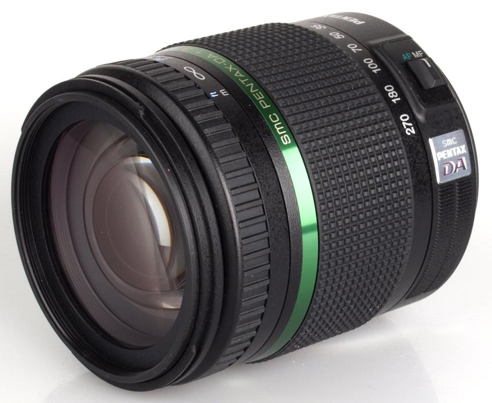 Pentax Smc 18 270mm Lens (6)