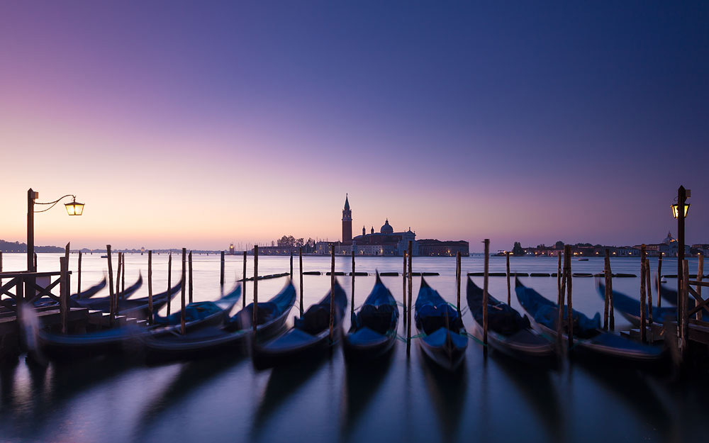 Early Light - Venice