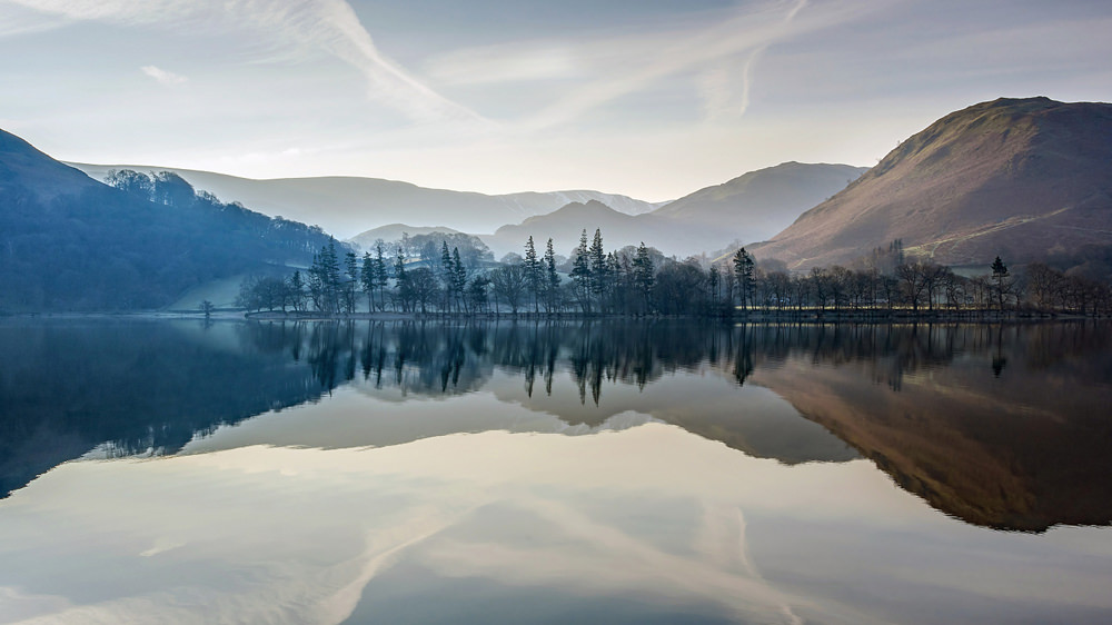 Skeletons on Ullswater