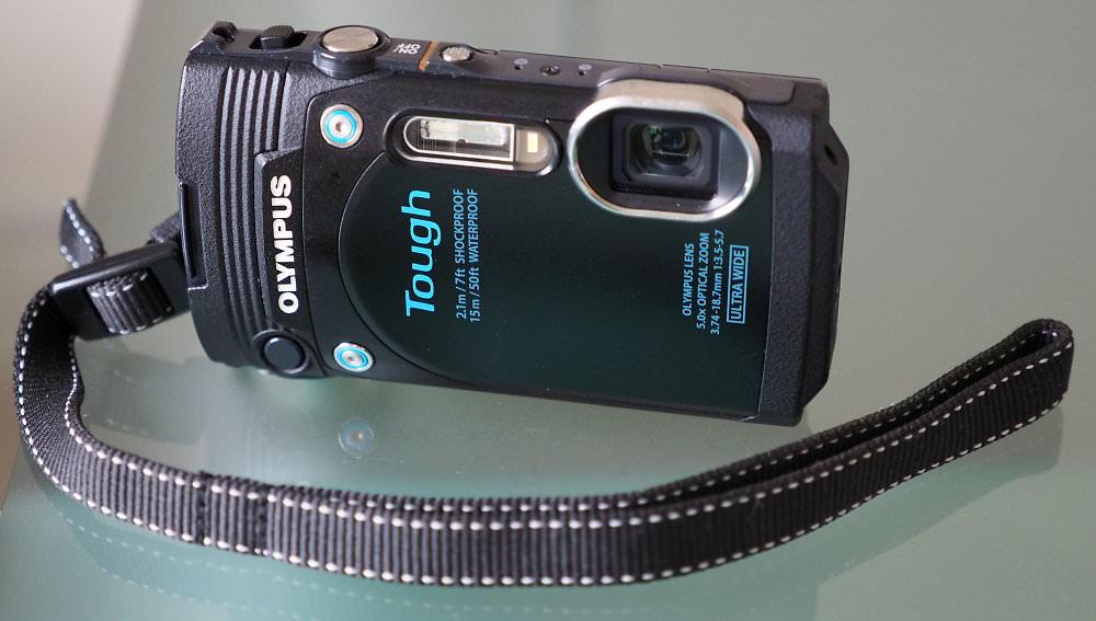 Olympus Stylus Tough TG 860 Black (2)