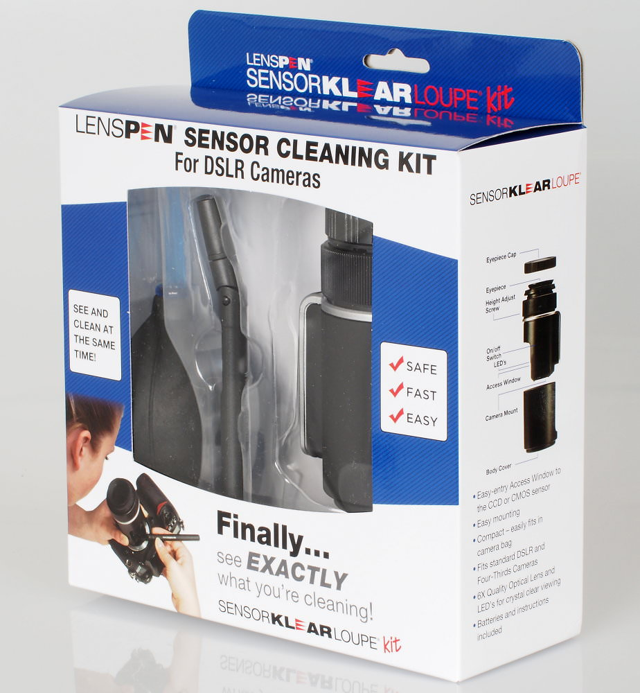 LensPen Sensorklear Loupe Kit Box (1)