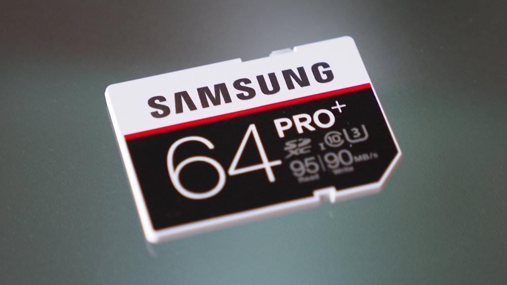 Samsung 64GB SDXC PRO PLUS Card (5)