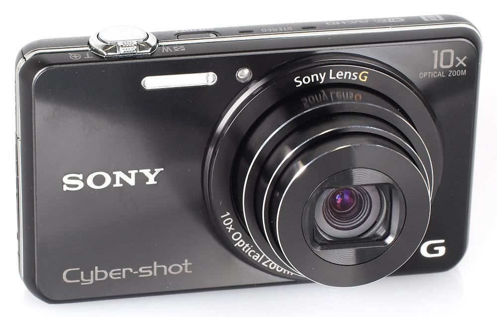 Sony Cyber Shot WX220 Black (3)