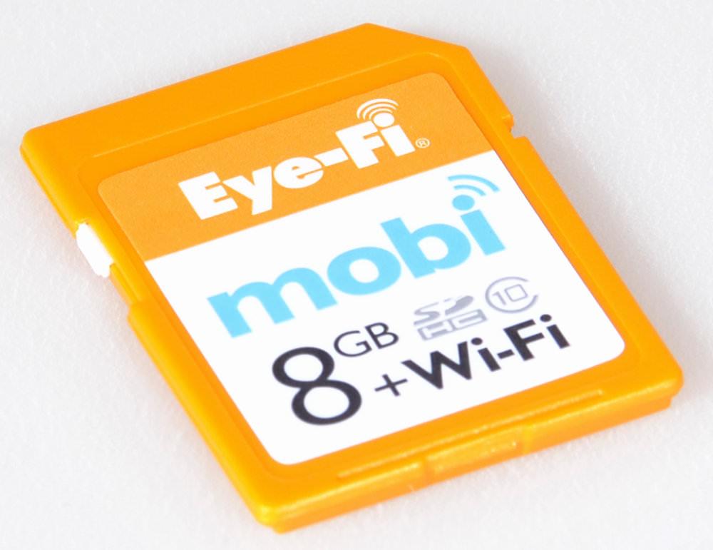 Eye Fi Mobi 2