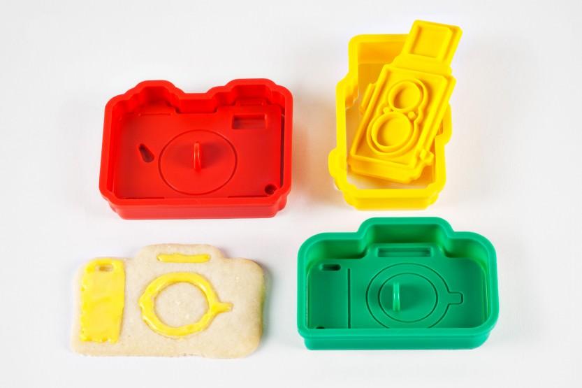Cookie cutters - Photojojo