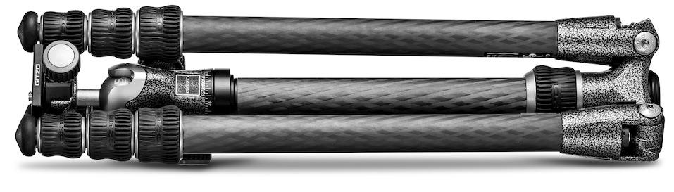 GITZO Series 0, 4 section Tripod