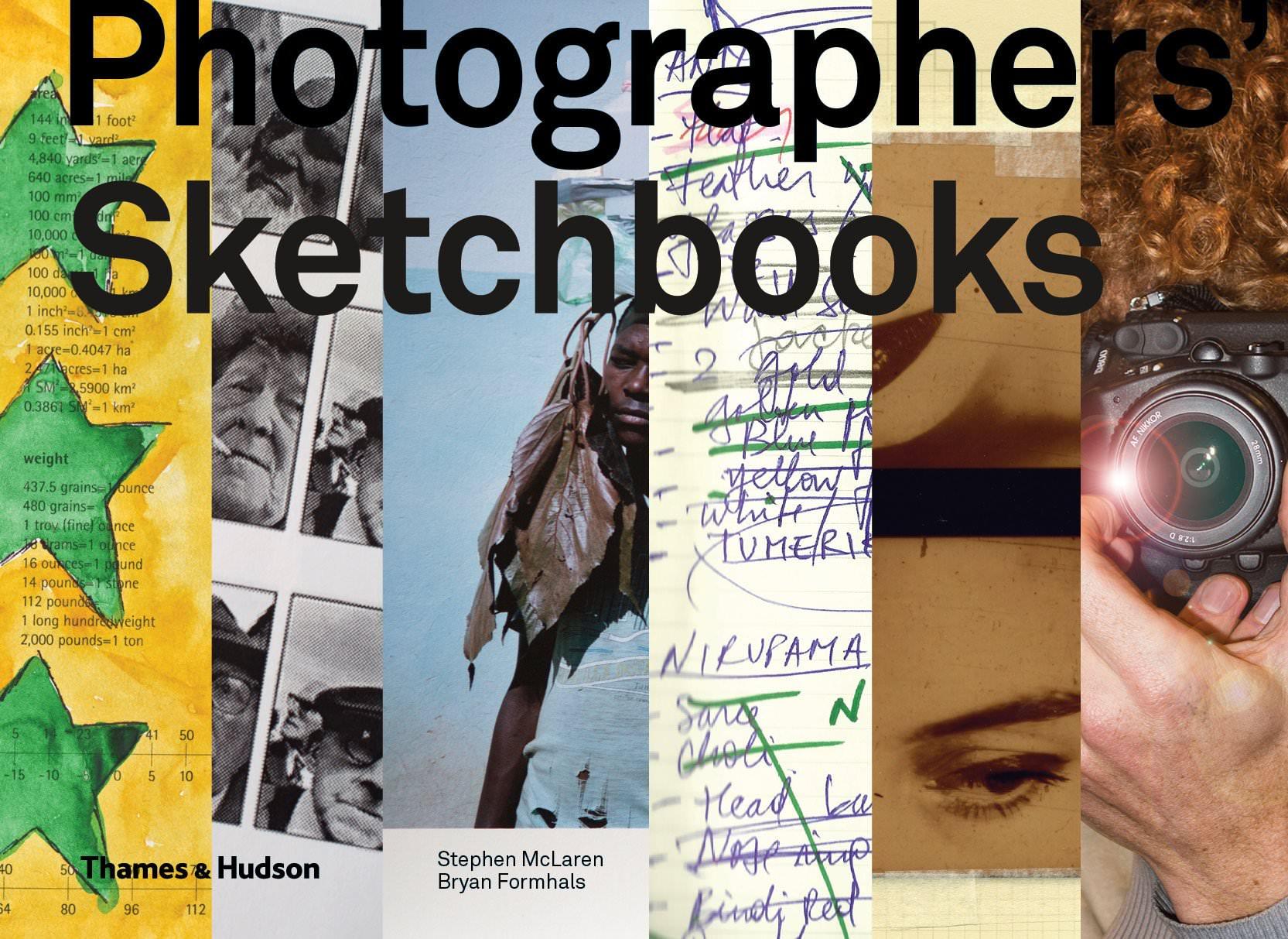 Photographers Sketchbooks
