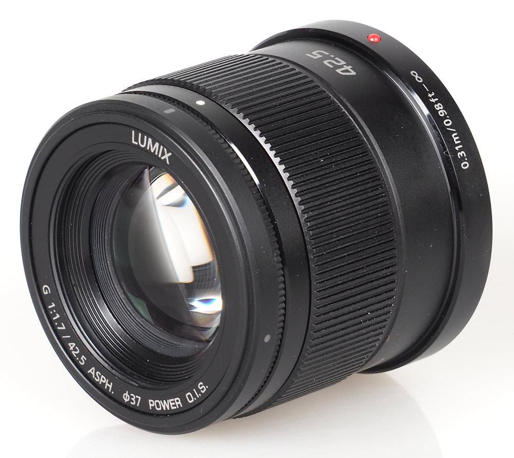 Panasonic LUMIX G 42.5mm f/1.7 ASPH