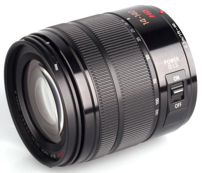Panasonic Lumix G Vario 14-140mm f/3.5-5.6 Lens