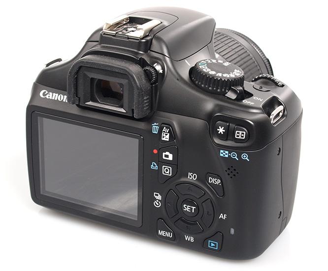 Canon EOS 1100D Digital SLR Review