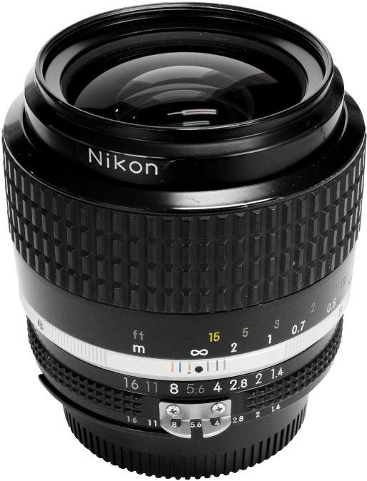 Nikon auto 35mm