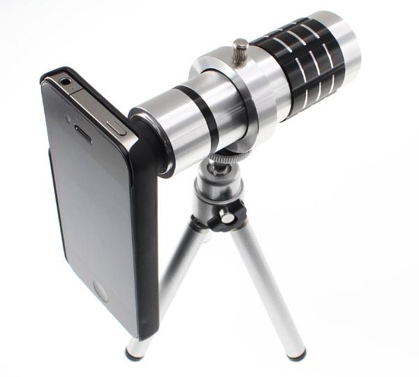 Iphone 12x Optical Zoom Lens Announced
