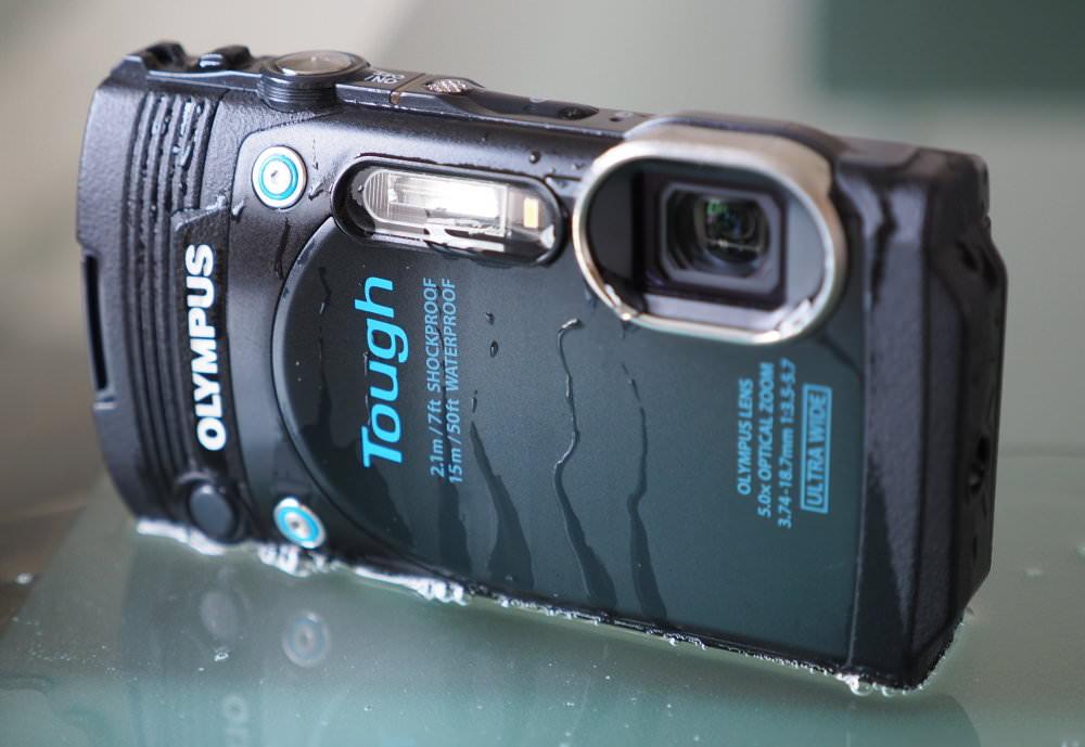Olympus Stylus Tough TG 860 Black (1)