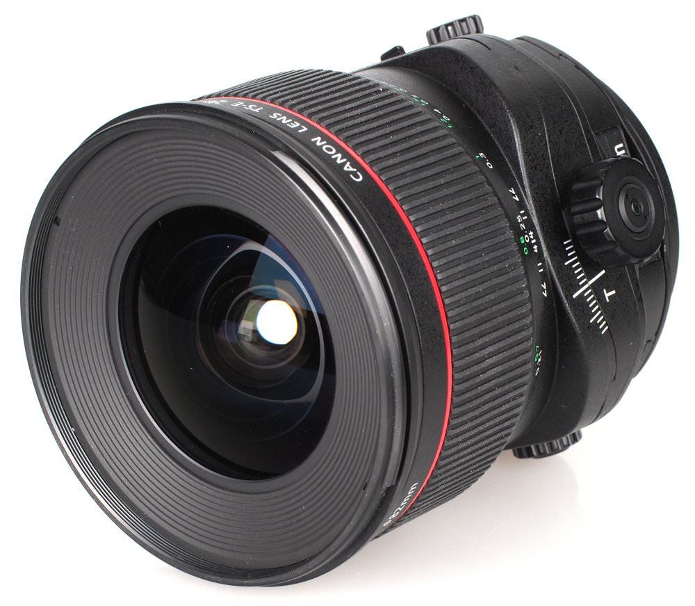 Canon TS E 24mm F3 5L II Lens (4)