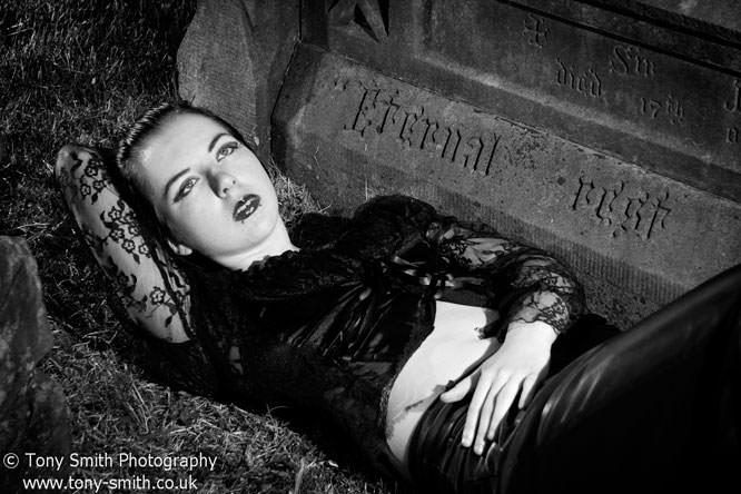 Tony Smith graveyard