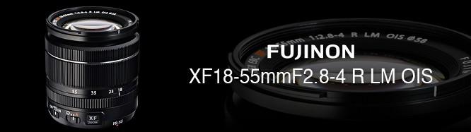 XF 18-55mm Lens