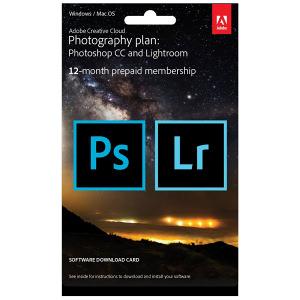 20% Off Adobe Creative Cloud Photography Plan