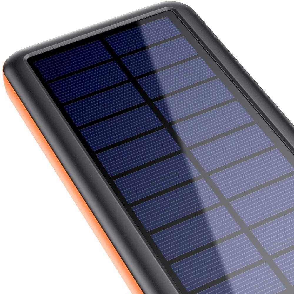 Pxwaxpy Solar Power Bank