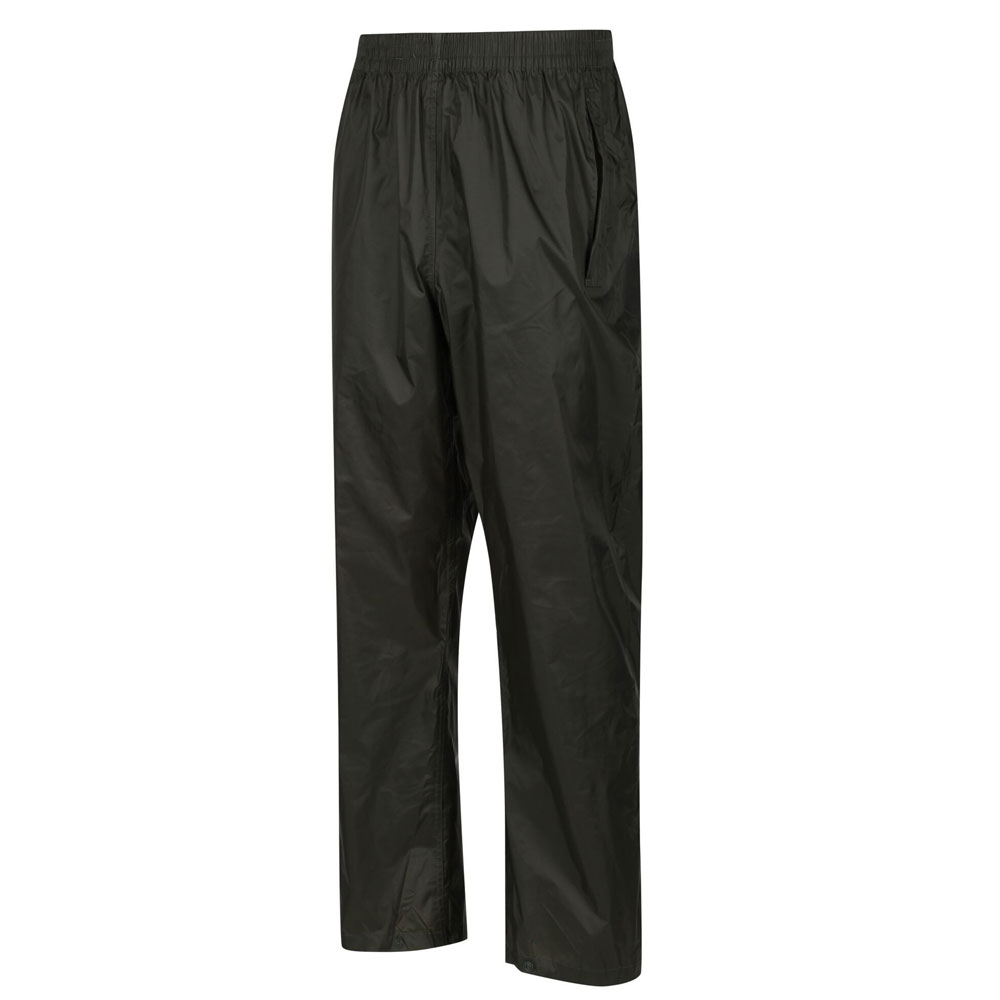 Pack It Waterproof Overtrousers Bayleaf