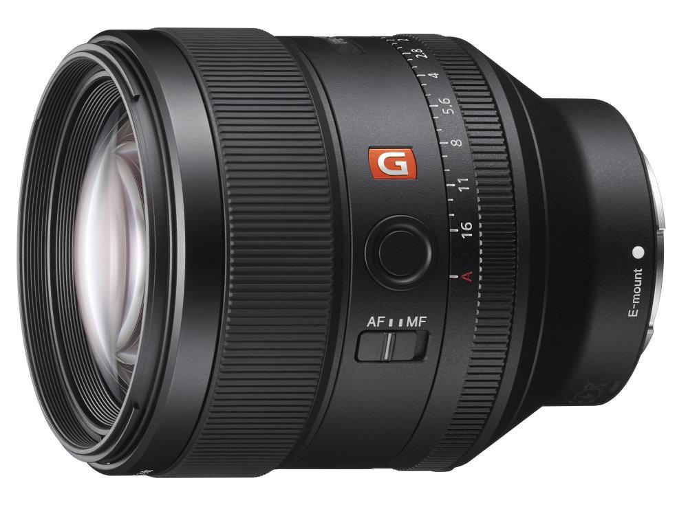 FE 85mm f/1.4 GM