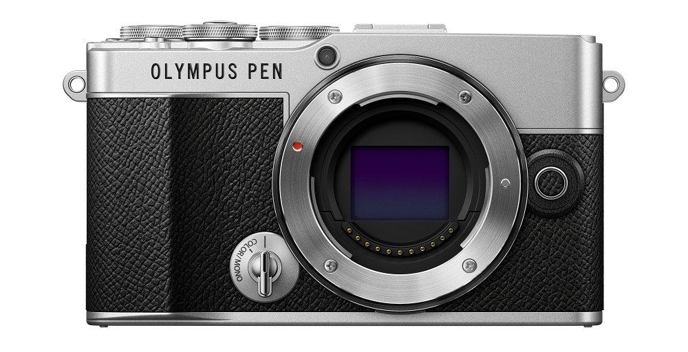 PEN E P7 Silver  Product 000