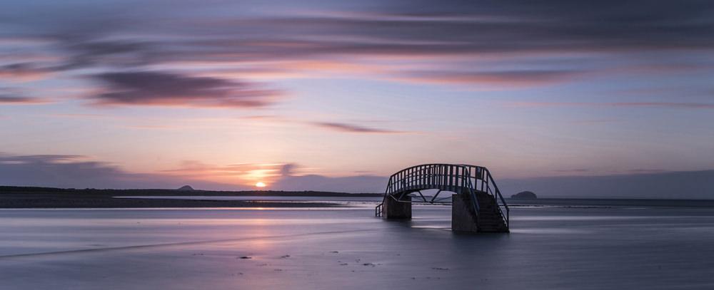 Belhaven Bridge, near Dunbar, Scotland