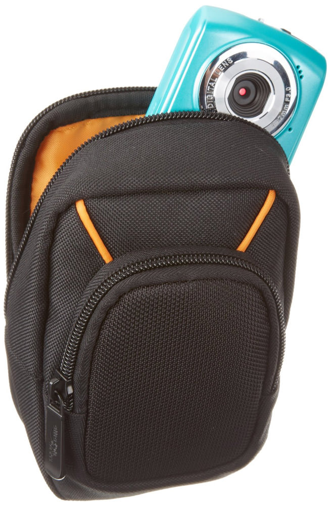 AmazonBasics Case for Point-and-Shoot Camera