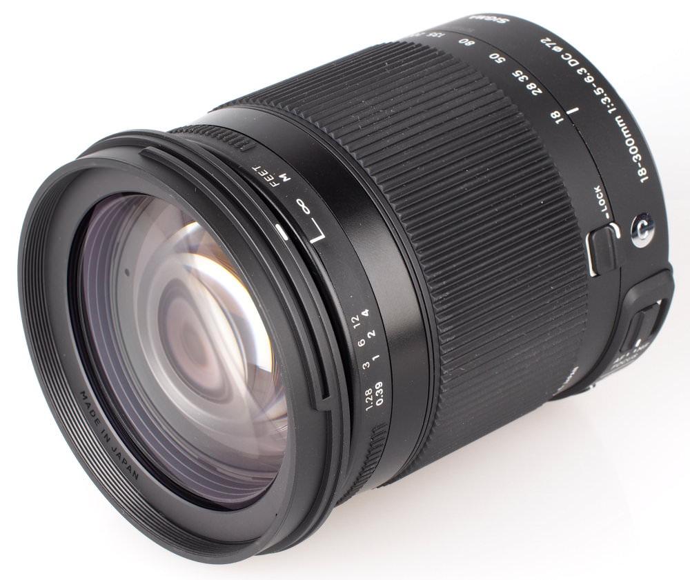 Sigma 18 300mm F3