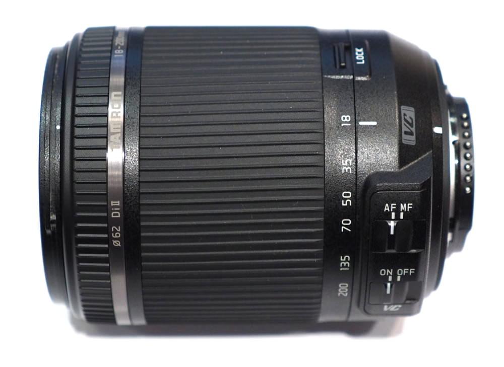 Tamron 18 200mm VC Lens (9)