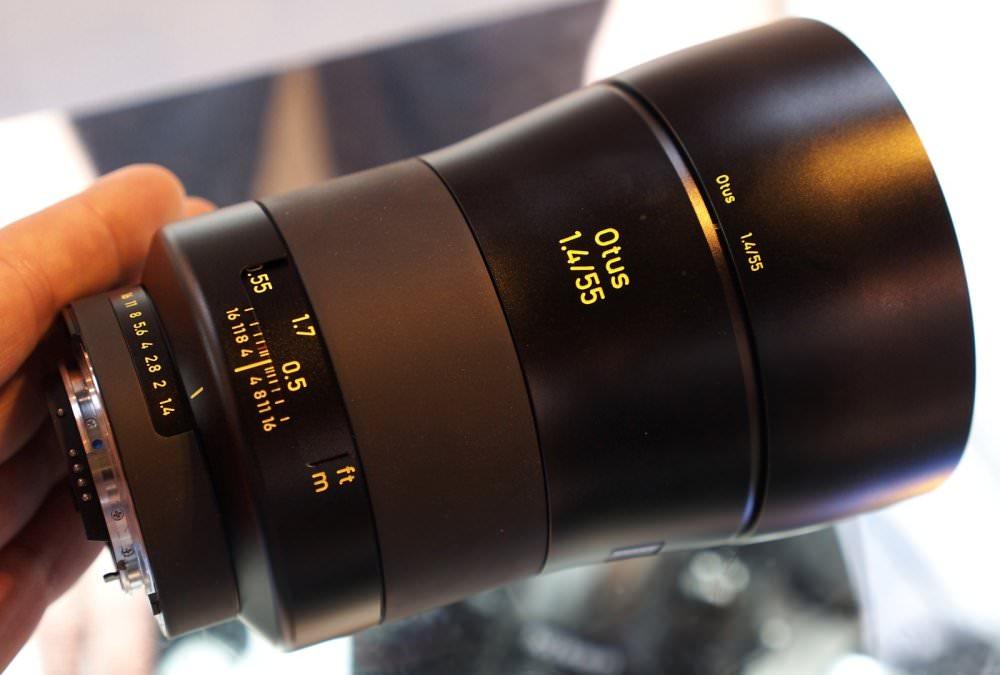 Zeiss OTUS 55mm F1 4 Lens (1) (Custom)