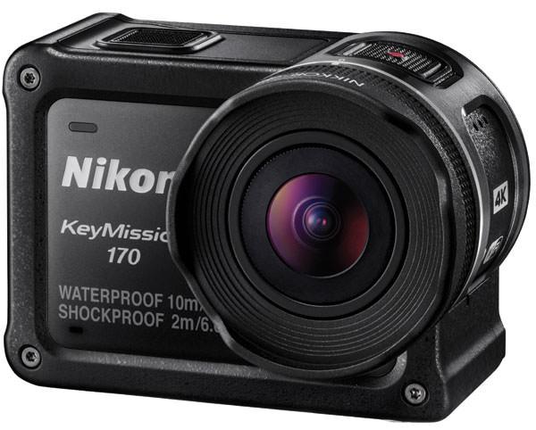 Nikon Keymission guide