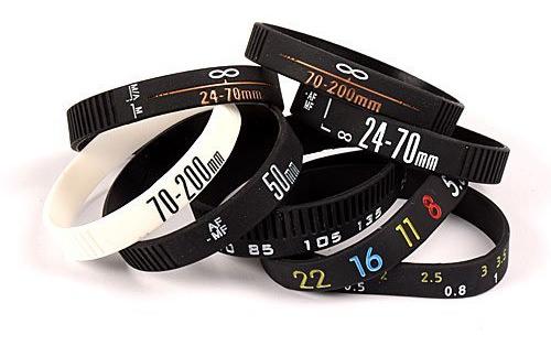 DSLRKIT Photographer's Wristband SET/ Stop Lens Zoom Creep