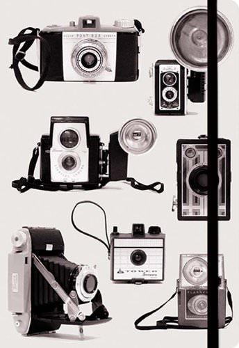 Vintage Cameras Essential Everyday Journal