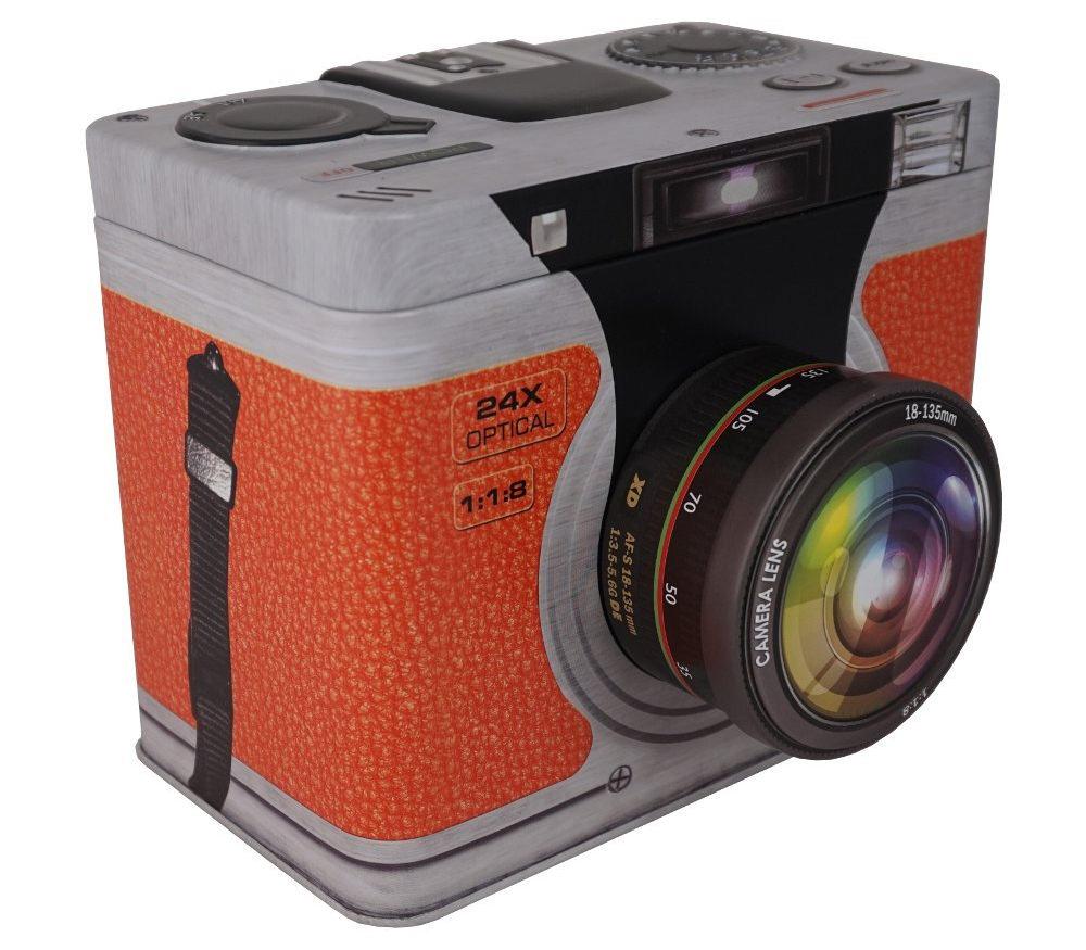 Camera tin