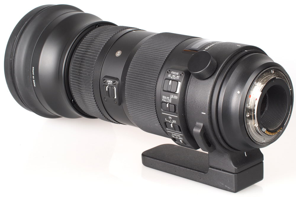 Sigma 150 600mm S Sports Lens (6)