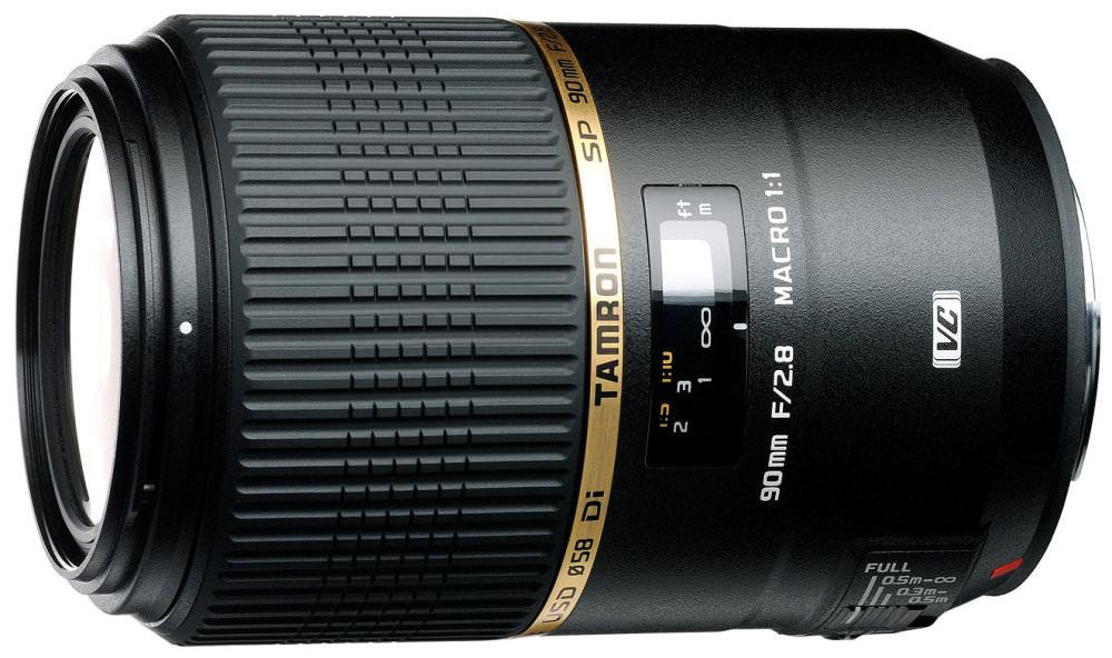 SP 90mm F/2.8 Di MACRO 1:1 VC USD