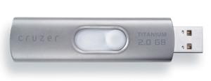 Sandisk 2Gb Cruzer Titanium