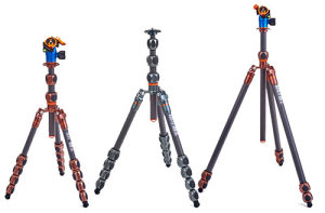 3 Legged Thing Introduce Pro Range 2.0 Tripods With 40kg Max Payload